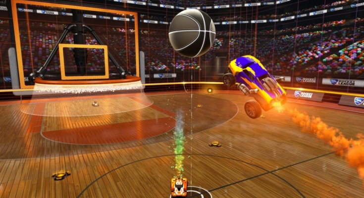 Rocket League just got crazier