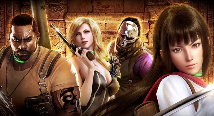 LOST REAVERS beta kicks off on Wii U