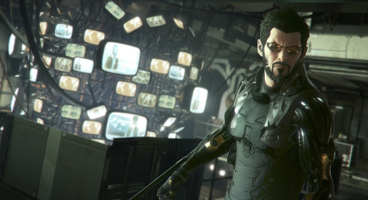 Deus Ex: The Mechanical Apartheid – New live action trailer today
