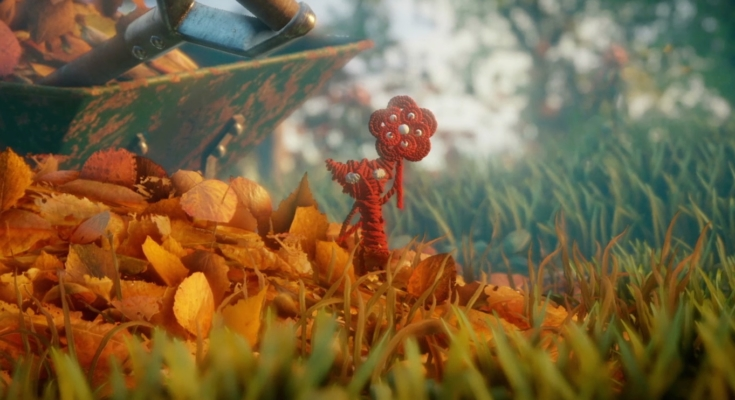 Unravel sequel in development
