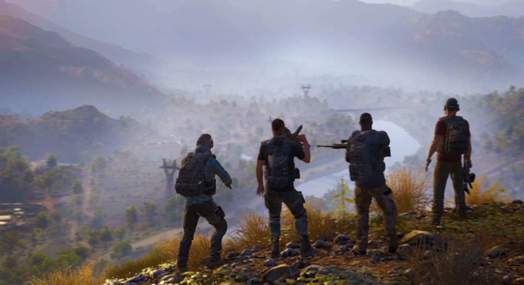 New Ghost Recon Wildlands trailer revealed