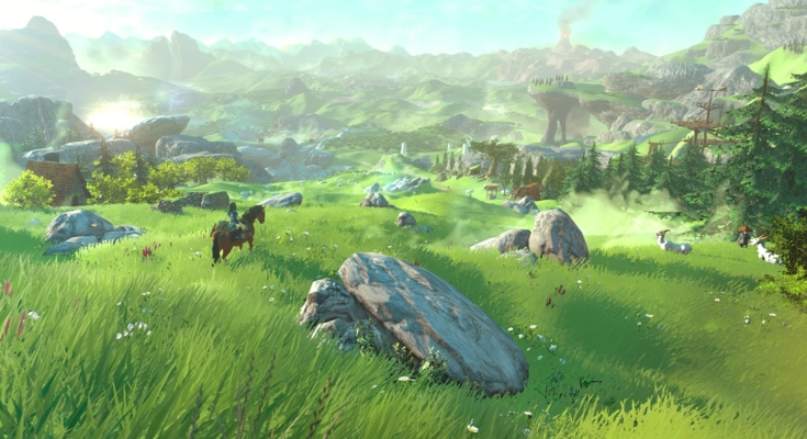 NX launch window announced, Zelda delayed