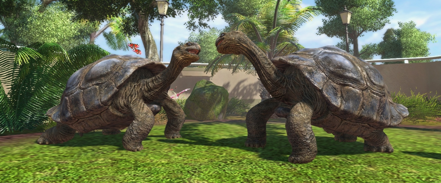 Zoo Tycoon: Ultimate Animal Collection - Unleash your wild side