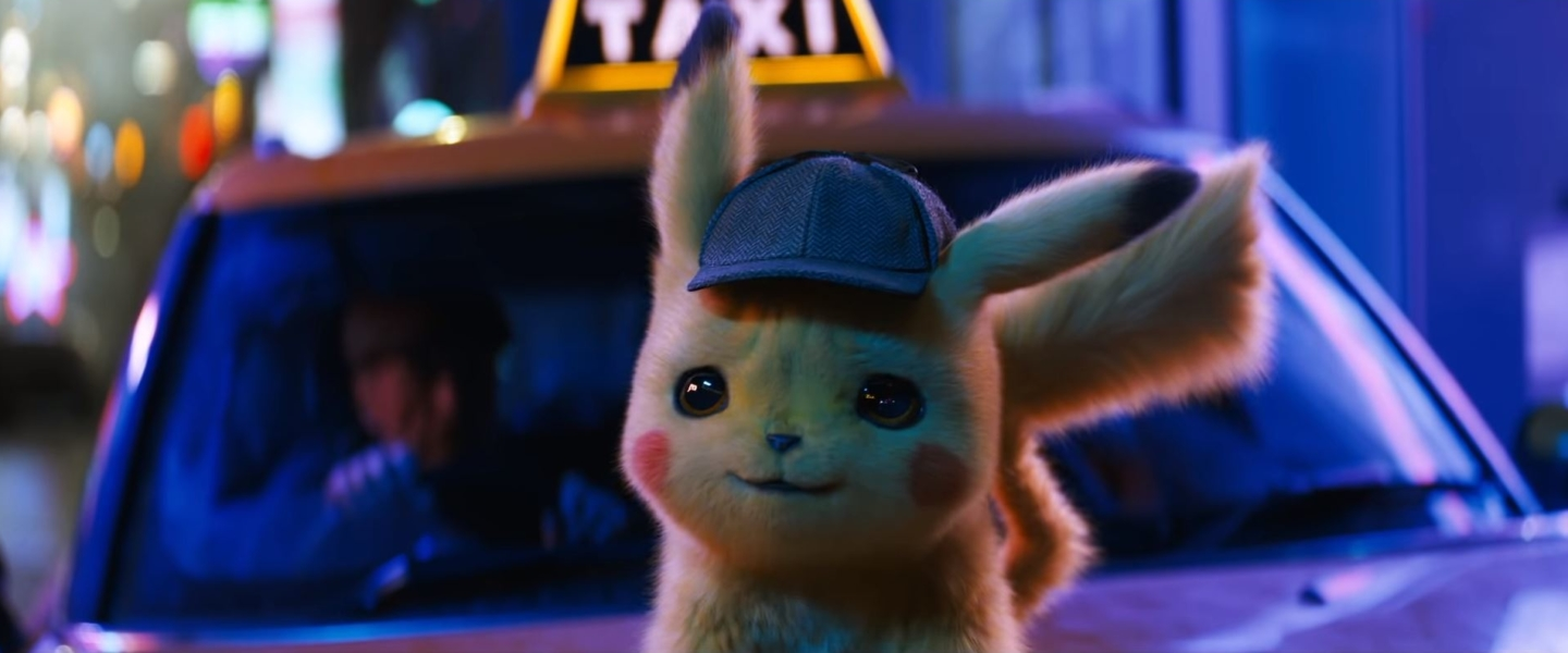 Pokémon: Detective Pikachu – A new standard for video game movies