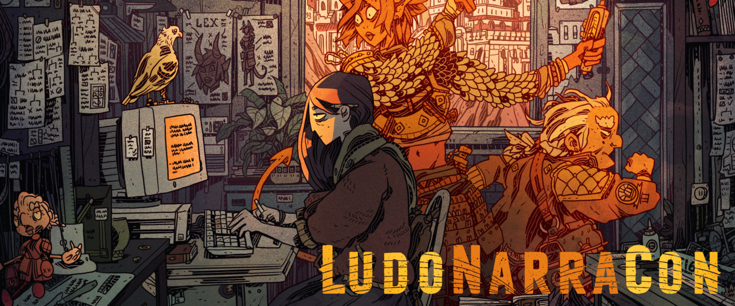LudoNarraCon recap: a feast for narrative game fans