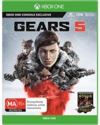 Gears 5 Box art