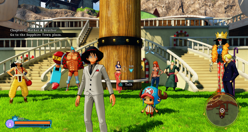 Seeking What is Missing - One Piece: World Seeker Review - Checkpoint