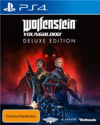 Wolfenstein: Youngblood Box art