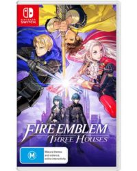 Fire Emblem: Three Houses Box art