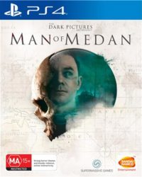 Dark Pictures: Man of Medan Box art