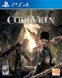 Code Vein Box art