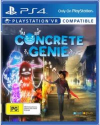 Concrete Genie Box art