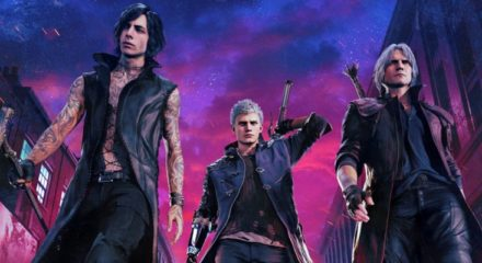 Devil May Cry 5 returns with next-gen Special Edition
