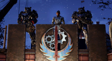The Brotherhood of Steel returns in Fallout 76 Steel Dawn update