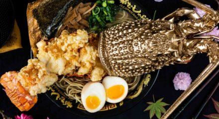 Check out the world's most expensive ramen in Sydney, thanks to Yakuza