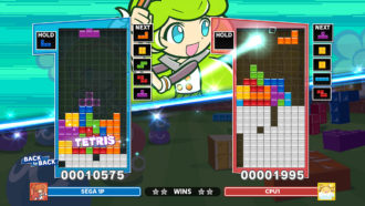 Puyo Puyo Tetris 2 Review – Pure arcade fun