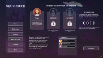 Neurodeck Review – An interesting premise in need of more depth